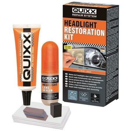 Fényszóró felújító készlet, QUIXX 10142