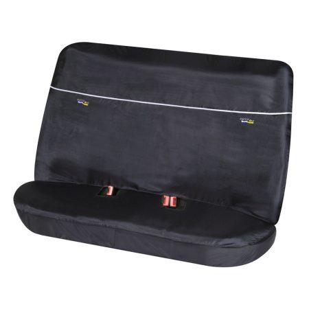 Ülésvédő WALSER OS fekete, hátsó ülésre