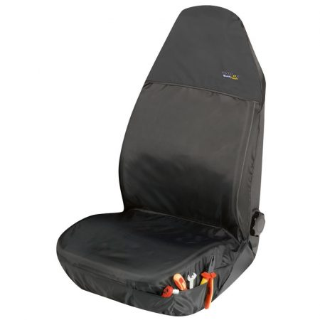 Ülésvédő WALSER OS fekete