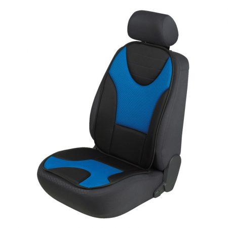 Ülésvédő WALSER GRAFIS, kék-fekete