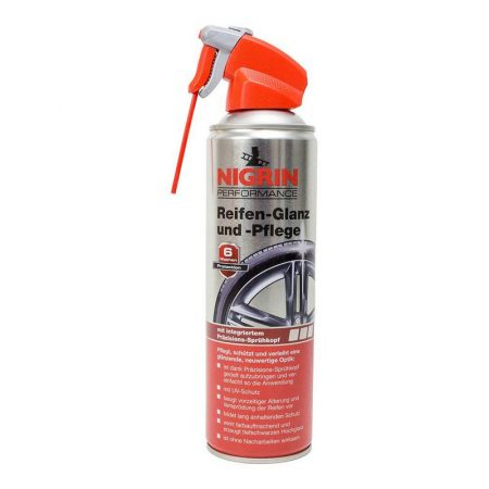 Gumiabroncs ápoló és fényező 500 ml NIGRIN