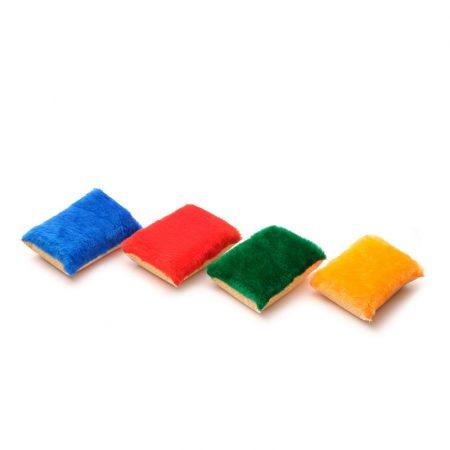 Polírozó szivacs 15x11x6 cm
