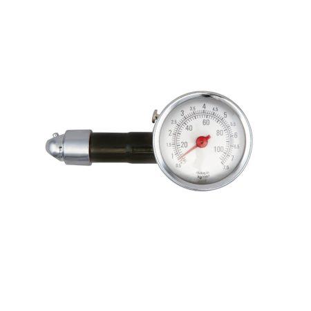Légnyomásmérő, fémházas 7,5BAR