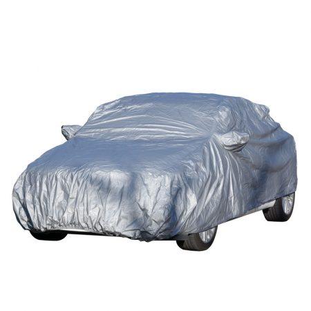 Autótakaró ponyva, polietilén XL méret