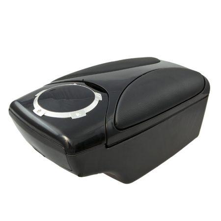 Könyöklő box 15 cm széles, fekete