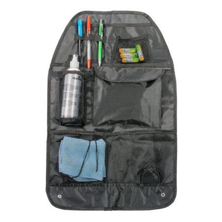 Tároló táska, háttámlára