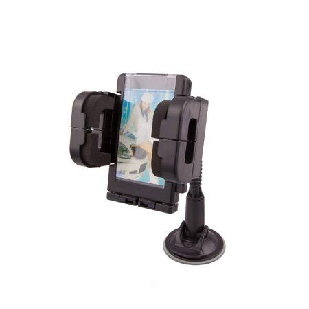 Telefon, GPS tartó, tapadókorongos