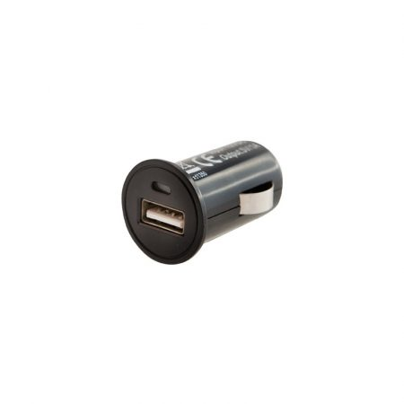Szivargyújtós töltő 1 USB, 12V 1000mA