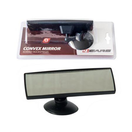 Tükör, belső kiegészítő, 140x45 mm, babafigyelő