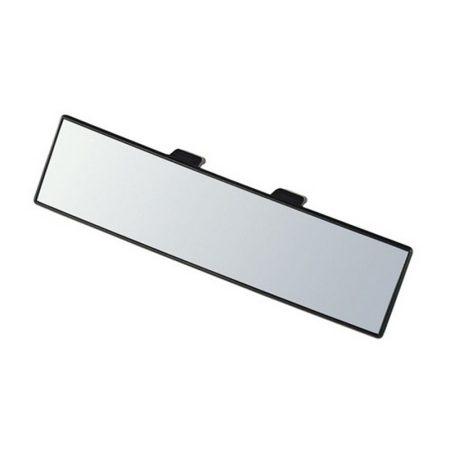 Tükör, belső kiegészítő, 300x65 mm panoráma