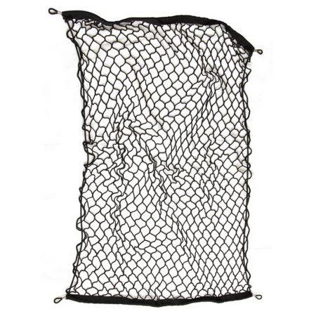 Csomagrögzítő háló L 90x35 cm