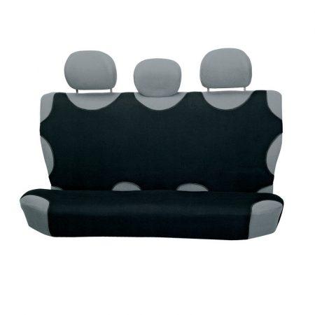 Trikóhuzat, univerzális, hátsó ülésre, fekete