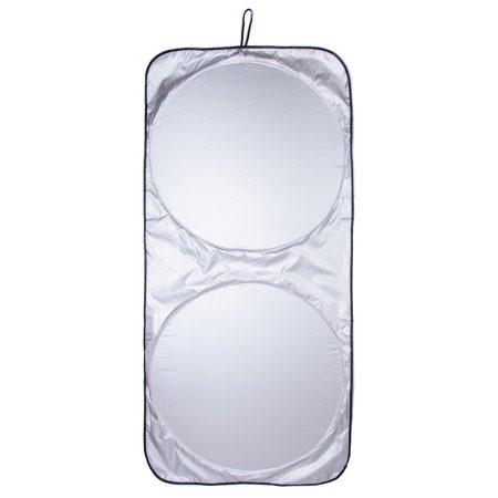 Napfényvédő szélvédőre 142x67 cm - 95958