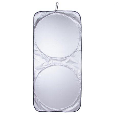 Napfényvédő szélvédőre 150x70 cm - 95965