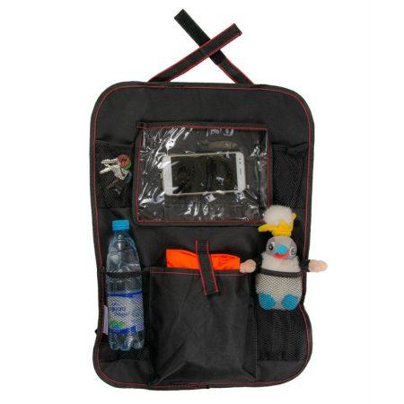 Tároló táska háttámlára 42x53 cm