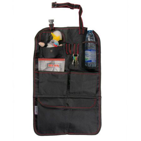 Tároló táska háttámlára 65x41 cm