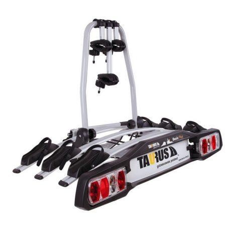 Kerékpártartó vonóhorogra, 3 kerékpárhoz TAURUS BASIC PLUS 3