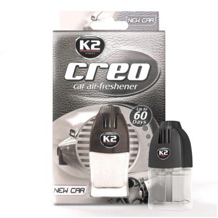 CREO autóillatosító New Car 8 ml, szellőzőrácsra